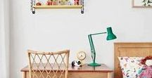 Kids Room Decor / Awesome ideas that make your kid's room a place that he/she never feels like leaving! Find great ideas to decorate the room of your toddler, teenager, preschooler!   #RoomDecor #KidsRoomDecor #HomeDecoration #HomeDecor