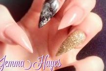 Nails|Nail Art / This unique board is a treasure trove of the most trending #Fallnails #Winternails #Christmasnails #HalloweenNails #Springnails #Summernailart #MothersDayNailArt #NewYearsEvenails and more for every season, every choice and every finish!