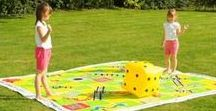 Garden Games Collection / Have lots more fun together outside with Traditional Garden Games   Whether you are organising a party for family and friends or simply trying to keep your kids entertained on those long summer days, you will find exactly what you are looking for in our extensive range of garden games.