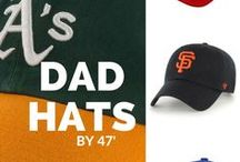 Dad Hats / Check out these hats by '47