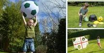 World Cup Football Frenzy / From Pop Up Goals, to Penalty Shoot Out and Jumbo Balls - kick start your #worldcup football frenzy with Traditional Garden Games