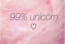 Unicorns / I love unicorns and there magic vibes