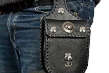 New Rock Wallets | Gothic Fashion