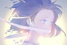 Nice anime girls ~~