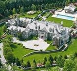 Properties Around the World / Discover the most luxurious properties all around the world..
