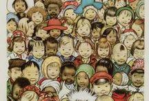 Multitudes, Grandes Grupos / Muchedumbres, Aglomeraciones