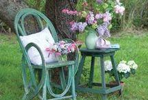 """Garden / by Karina Brandt """"Baba Yaga's Filzzauber"""""""