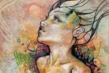 Art. Design. Inspiration.  / by Melinda Ralph-Solebello