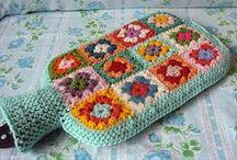 "crochet / by Karina Brandt ""Baba Yaga's Filzzauber"""