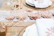 Tischdeko für die Hochzeit / Schöne Dekorationsideen für die Hochzeit gesucht? Diese Dekoelemente machen die Hochzeit zu etwas ganz Besonderem! http://www.weddix.de/hochzeitsshop/shop-tisch-deko-2.html