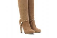 Knee Boots - Bottes hautes / by Les Casse Pieds