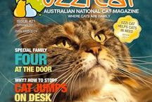 Ozzi Cat Magazine's Blog (OzziCat.com.au) / Ozzi Cat - Australian National Cat Magazine. Where cats are family. Learn, Love, Help, Cats. SUBSCRIBE AT >> http://OZZICAT.COM.AU (We donate to cat rescues and cats in need!)