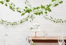 Greenery - Die Trend-Hochzeitsfarbe / Greenery ist Pantone-Trendfarbe des Jahres! Hier findet Ihr alles rund um die Hochzeit in der trenigen Hochzeitsfarbe. http://www.weddix.de/hochzeitsshop/farbwelten/frisches-gruen.html