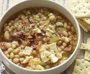 Soups and Stews / Stay warm with pork and delicious soups and stews.