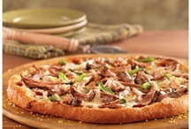 Pizza! / Pizza, porkified.  / by Pork