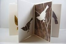 Book Art / The practice and art of personal storytelling within the structure and form of a book.
