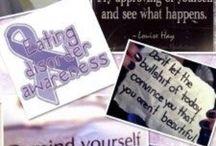 Eating Disorder Awareness  / by Melinda Ralph-Solebello
