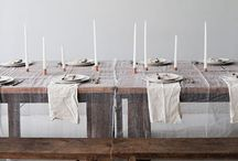 table / table settings + styling for your home