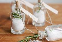 wedding inspiration: favours