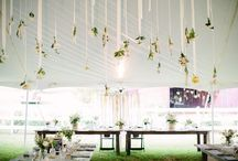 wedding inspiration: settings & backdrops