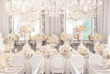 wedding inspiration: elegant chic