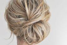 wedding inspiration: hair