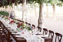 wedding inspiration: garden