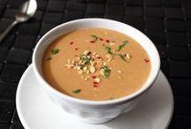 soups, sauces, gravy & salsa / by Heidi Scribner