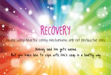 Eating Disorder Hope Pro-Recovery Movement / by Melinda Ralph-Solebello