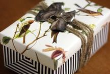 Gift Wrapping / by Designs to Notice