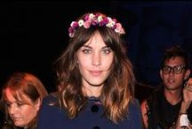 Alexa Chung / Love your haircut and style