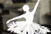 Paper Art / The art and practice of creating with paper.