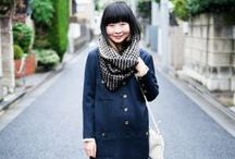 Tokyo Street Style / Editors, bloggers, scenesters and well dressed members of the public captured in the streets of Tokyo (photos and GIFs) / by ModMods
