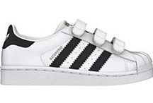 Adidas, sneakers for children / by Les Casse Pieds