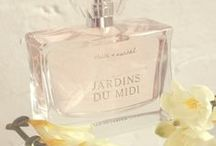Jardins du Midi / Discover our first-ever fragrance, inspired by a midday, sunlit walk through the lush orchards of the South of France. / by Chloe + Isabel