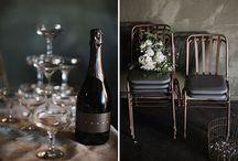 wedding inspiration: industrial