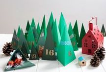 advent calendars / by Heidi Scribner