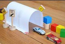 Toy Car Play