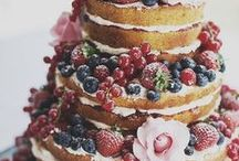 Wedding Cakes / Hochzeitstorten zum Anbeißen! Ob klassisch oder trendig, naked oder fondant - hier ist für jeden etwas dabei! ❤