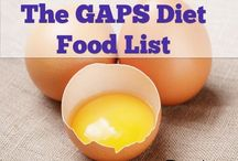 GAPS Diet / Tips or recipes specific to the GAPS or FODMAP diet.