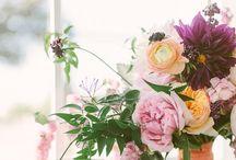 wedding inspiration: florals