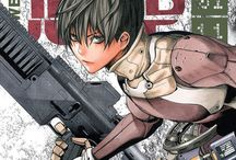 Takeshi obata's illustrations