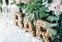 DIY Hochzeitsdeko / Ihr träumt davon, Eure Hochzeitsdeko einfach selber zu machen? Hier findet Ihre tolle Ideen, Inspirationen & Produkte für eine individuelle und wunderschöne Hochzeitsdeko!
