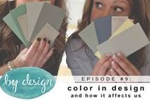 episode #9: Color in Design and How it Affects Us