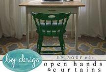 episode #2: Open Hands & Curtains