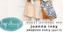 episodes #19 & #20: Joanna Ivey – Adoption Story