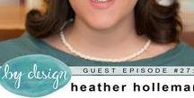 episode #27: heather holleman