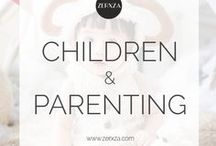 Children and Parenting Lifehacks / The Children and Parenting board features ideas to help you manage with your children & teach a couple of lifehacks for parenting. All about motherhood, from babies and toddlers to teenage years!