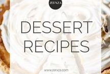 Dessert Recipes - Cakes, Cookies, Pies and Much More! / These sweet recipes will make you want to start baking asap! Delicious dessert recipes for cakes, pies, candies, cookies and everything else - all sweet recipes in one place.