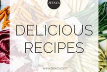 Delicious Recipes to Try at Home / Here are the yummiest recipes we could find! These are absolutely delicious! Dinner ideas, lunch ideas, breakfast ideas - best recipes on the planet!